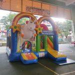 Cheap Unicorn Bouncy Castle Rental