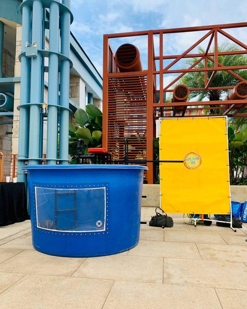 Dunk Tank Rental in Singapore