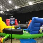 Giant Hungry Hippo Game Rental