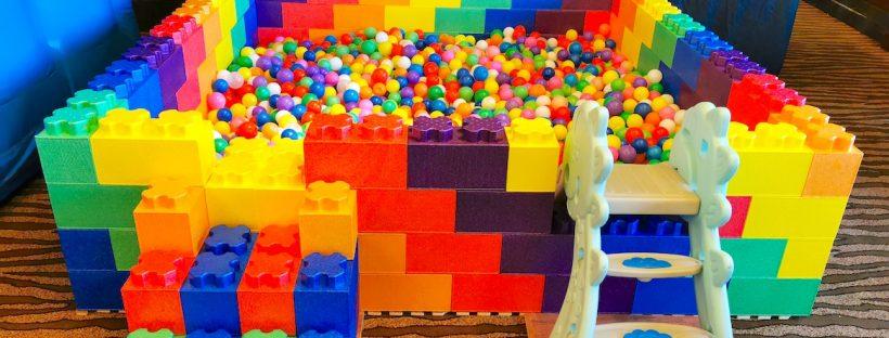Giant Lego Ball Pit Singapore