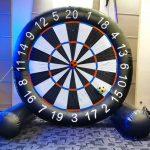 Inflatable Soccer Dart Rental