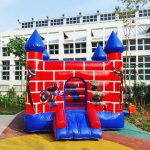 Superhero Bouncy Castle for Sale