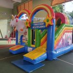 Unicorn Bouncy Castle Singapore