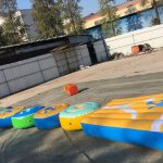 Water Inflatable Stepping Stone Rental