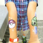hand painting for kids