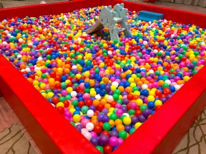 Rainbow Ball Pit Rental in Singapore