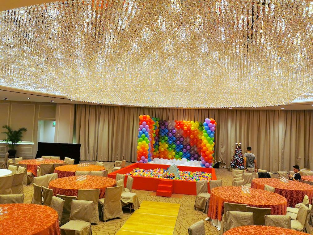 Rainbow Playground Rental Singapore