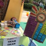 Tikam Tikam Old School Carnival Game Rental
