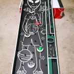 Alien Pinball Carnival Games Rental Singapore