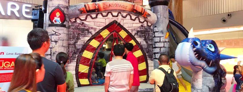 Dragon Bouncy Castle Rental Singapore