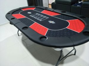 Poker Table Rental Singapore