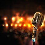 Retro Microphone Rental Singapore