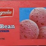 Traditional Red Bean Ice Cream