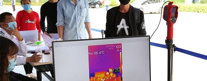 Temperature Scanning Machine Rental Singapore