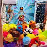 Claw Machine Rental with Soft Toys