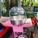 Candy Floss Cart Rental