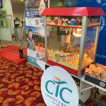 Popcorn Cart Station Rental Singapore