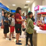 Popcorn Live Station Rental Singapore