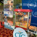 Popcorn Machine Cart Rental Singapore