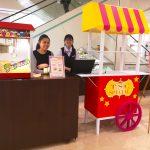 Popcorn Machine Rental at Takashimaya