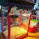 Popcorn Machine Rental for hire