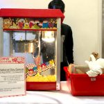 Popcorn Rental for Roadshow Event