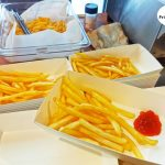 French Fries Live Station Singapore