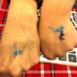 Glitter Tattoo for Kids