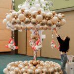 Horse Carousel Balloon Decorations Singapore