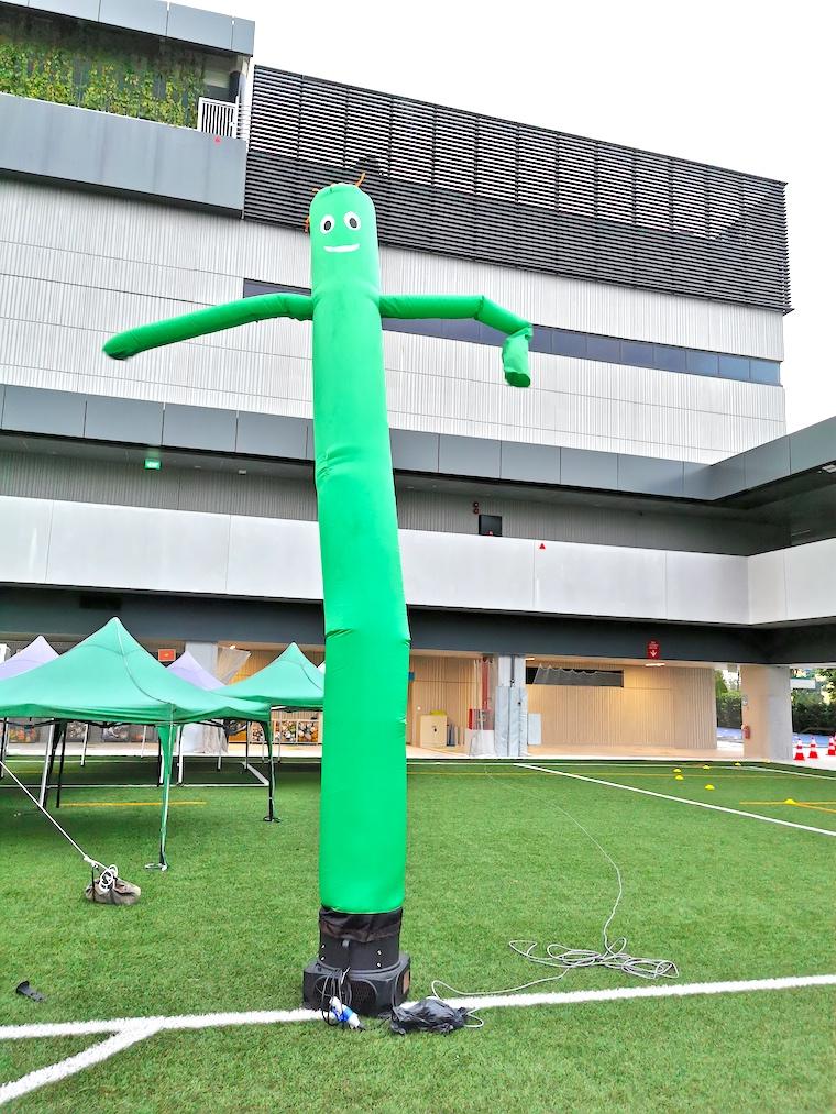 Air pupper Singapore rental