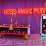 Arcade Game Machine Set Up Singapore
