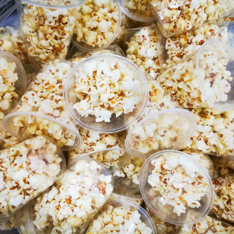 Prepacked popcorn Singapore