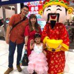 cai shen ye mascot in singapore