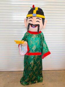 Fu Lu Shou Mascot Rental
