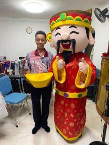 Hire Cai Shen Ye Singapore