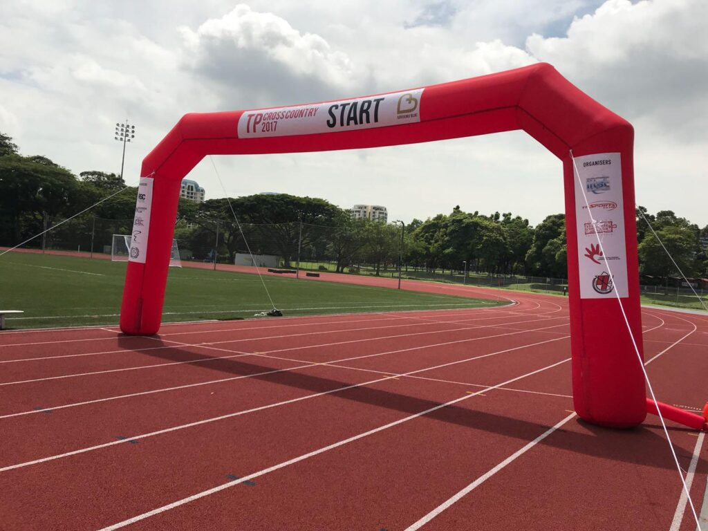 Inflatable Arch Rental Singapore