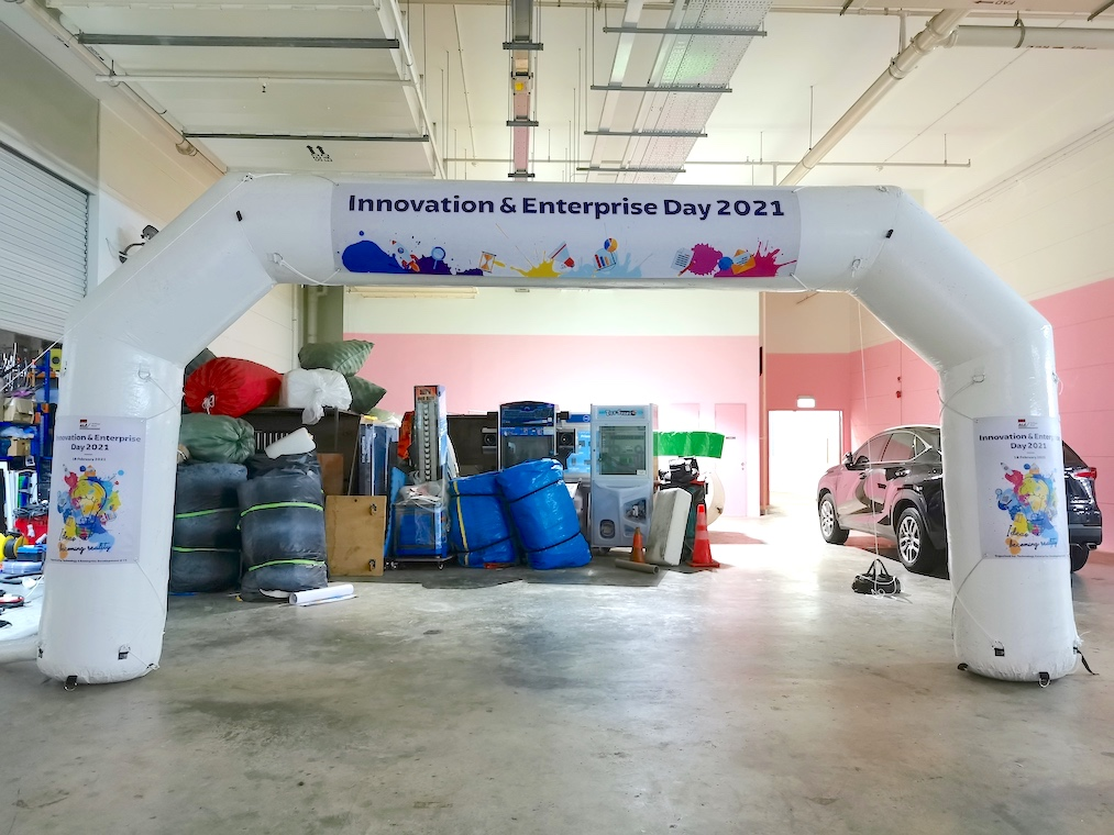 Inflatable Arch Rental in Singapore
