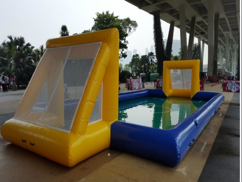 Water Soccer inflatable Rental Singapore