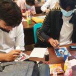 Paint Art Workshop for hire singapore