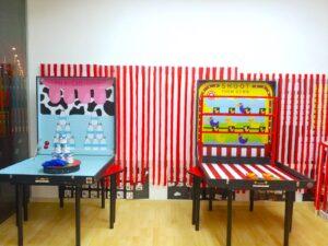 Carnival Box Game Stalls Rental