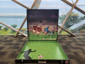 Penalty Shootout Carnival Game Stall