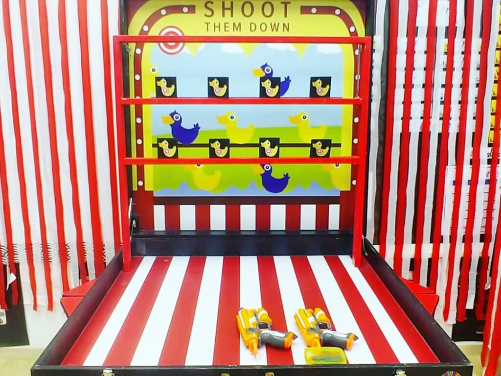 Shoot the Duck Carnival Games Rental Singapore