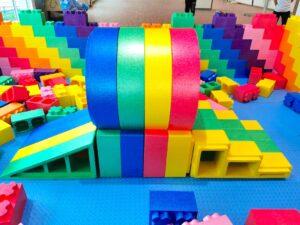Kids Rainbow Tunnel Rental Singapore