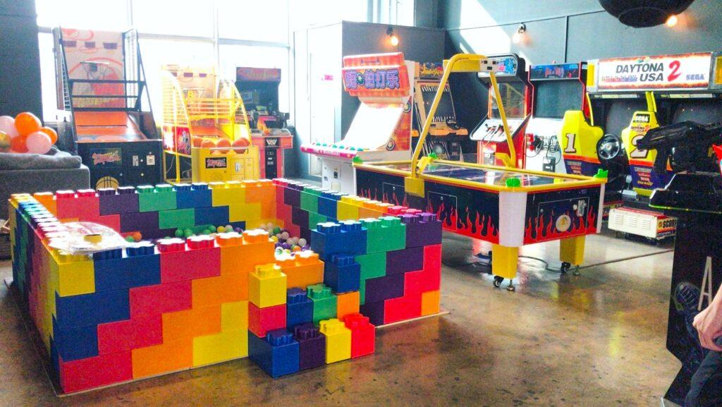 Lego Ball Pit Rental Singapore