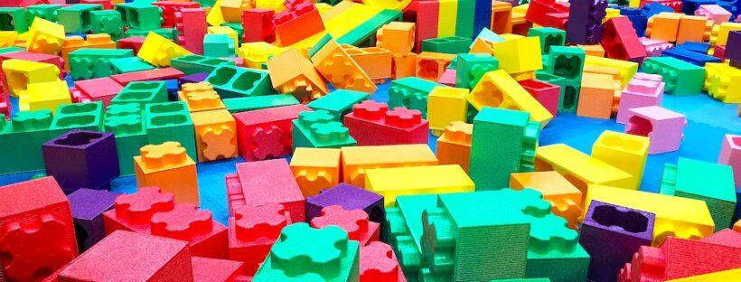 Giant Lego Bricks Rental in Singapore