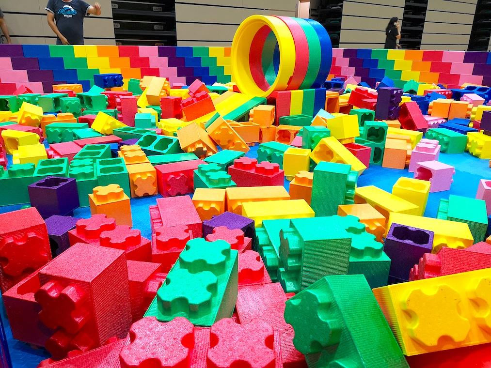 Lego Bricks Playground Singapore