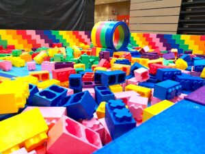 Mega Lego Bricks
