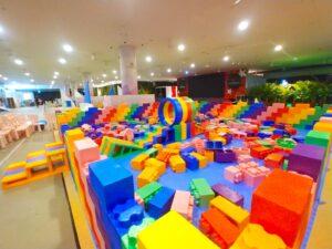 Mega Lego Bricks Playground for Sale