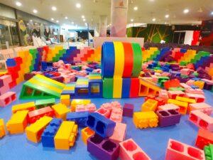 Mega Lego Bricks for Rent