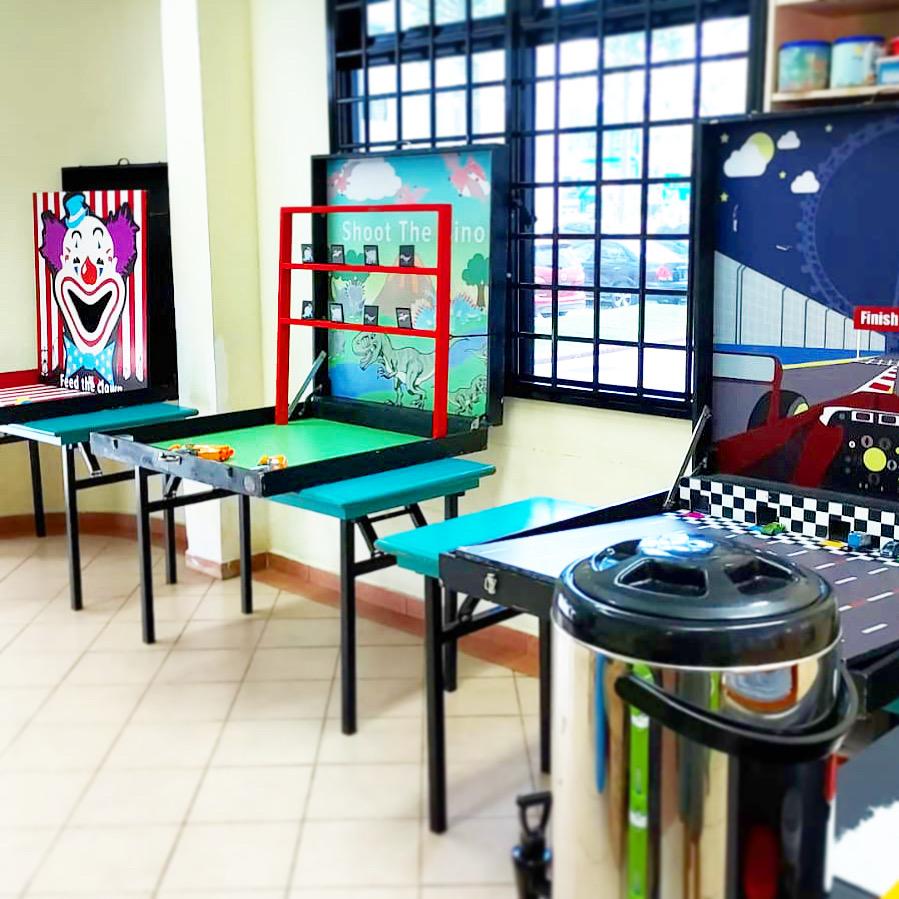 Cheap Carnival Games Rental Singapore